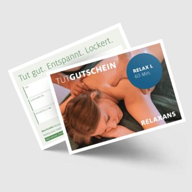 Massage Gutschein in Dinkelsbühl
