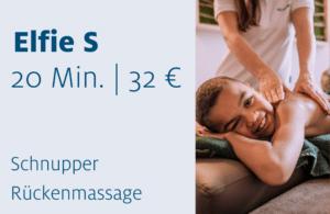 Entspannung Kinder Massage